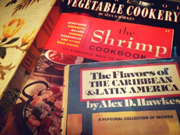 Alex D. Hawkes Cookbooks